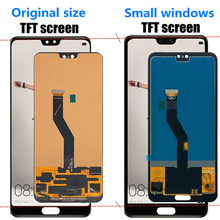 TFT LCD For Huawei P20 Pro P20pro LCD Display Touch Screen Assembly Replacement For Huawei P20Pro p20plus CLT L09 CLT L29 LCD