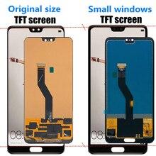 TFT LCD لهواوي P20 برو P20pro LCD عرض تعمل باللمس الجمعية استبدال لهواوي P20Pro p20plus CLT L09 CLT L29 LCD