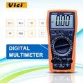 Hohe presion Digitale Multimeter vollen schutz messen induktivität frequenz temperatur electro VC9805A + mit hoher qualität-in Multimeter aus Werkzeug bei