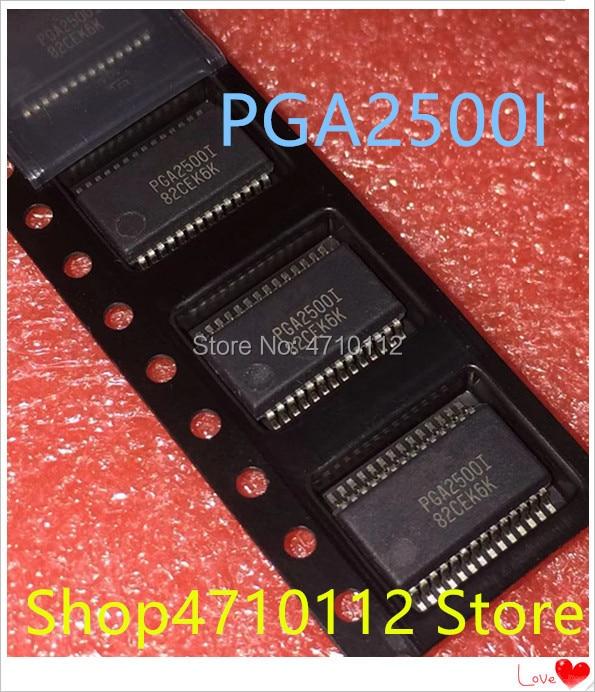 NEW 5PCS/LOT PGA2500IDBR PGA2500I PGA2500IDB PGA2500 SSOP-28 IC