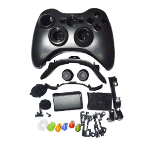 Image 4 - Wireless Game Controller Hard Case Gamepad Protective Shell Cover Full Set With Buttons Analog Stick For XBox 360