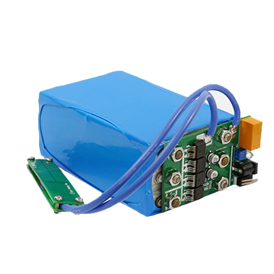 DIY Portable Spot Welder Lithium Battery Powered Spot Welder Programming Toy Parts