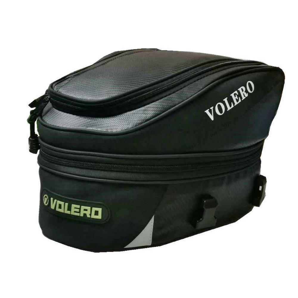Waterproof Motorcycle Tail Bag Multi-function Motorcycle Rear Seat Bag High Capacity Motorcycle Rider Backpack Helmet Bag