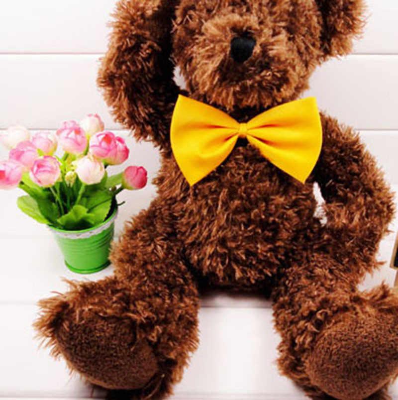 1PCS Haustier Hund Fliege Katze Krawatte Einstellbare Welpen Kätzchen Kragen Bowknot Formale Krawatte Partei Phantasie Krawatte Für Pet hochzeit Geburtstag