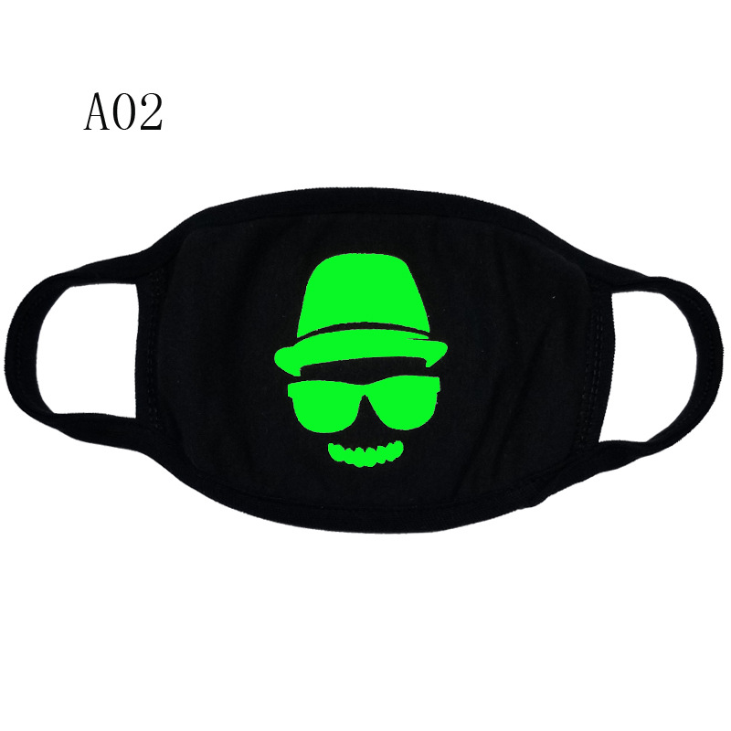 Reusable Mouth Cloth Pocket Mouth Cutton Solid Cover Safety Face Mouth Gasket Set On-woven Mouth Health Care