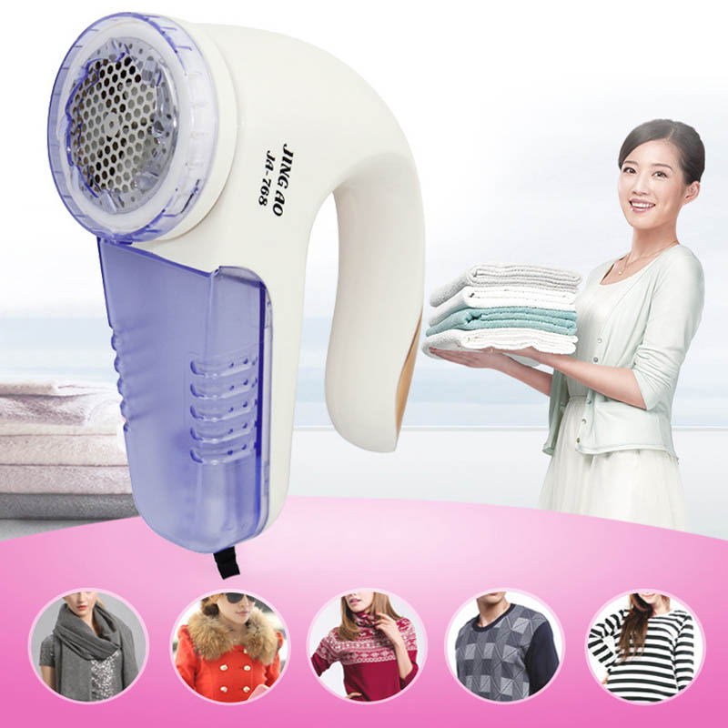 Wooden Clothes Sweater Lint Removers Lint Trimmer Shaver Comb Garment Care SL
