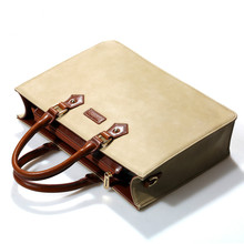 Luxury Brand Handbag Solid Color Women Bags Genuine Leather