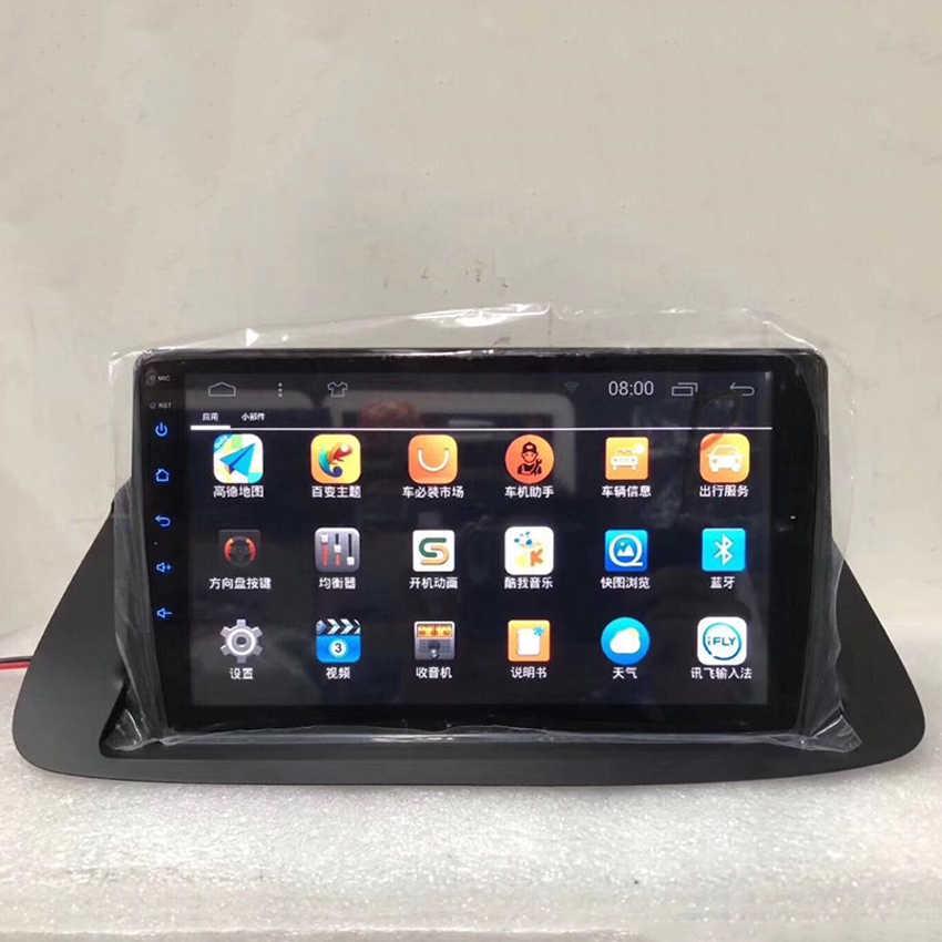 ホンダアコード欧州版 2009-2013 車の android のマルチメディアプレーヤー 9 インチ車ラジオ gps ナビゲーション大画面ミラーリンク