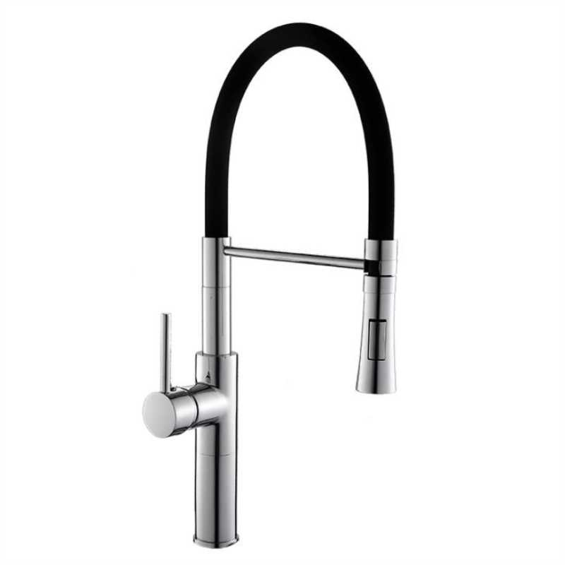 Pull Down Kitchen Faucet Grhe Concetto Single Handle Dual Spray Pull Down Torneira Cozinha Basin Sink Hot Cold Water Tap Mixers Kitchen Faucets Aliexpress