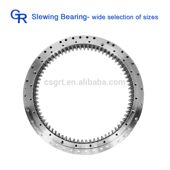 roller slew bearing rotary table bearing PC200-3(S6D95)internal ring gear slew ring zokol bearing 23088ca w33 spherical roller bearing 3053188hk self aligning roller bearing 440 650 157mm