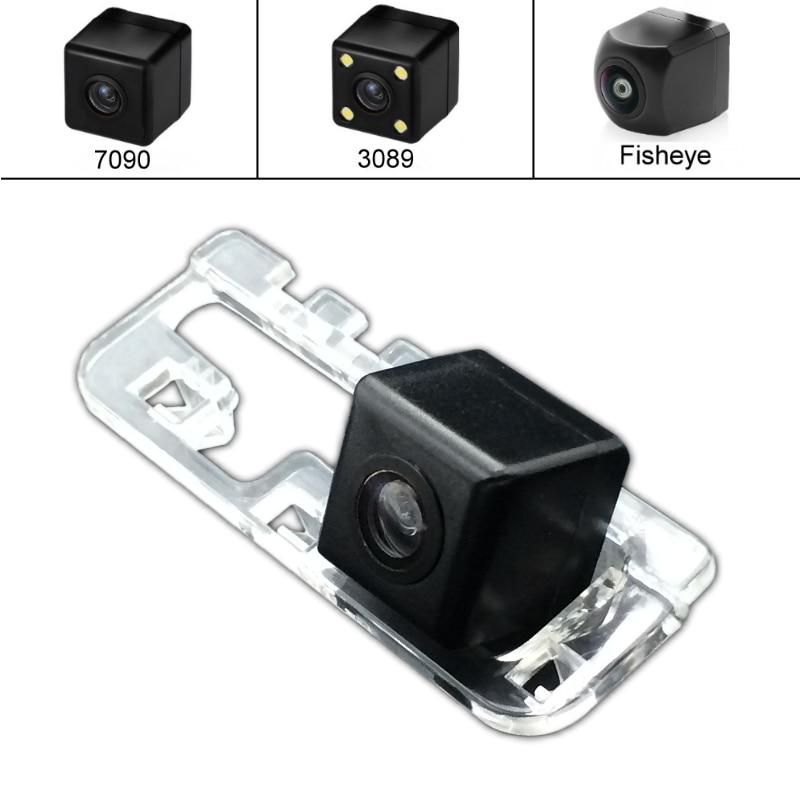 Caméra de Vision nocturne pour HONDA CIVIC 2007-2009   Caméra de vue arrière de voiture, trasera, sauvegarde automatique inversée, stationnement, Vision nocturne, étanche HD
