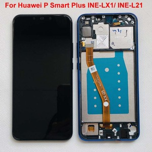 Image 2 - Test Original For Huawei P Smart+ ( P Smart Plus ) INE LX1 L21 Nova 3i Full LCD DIsplay +Touch Screen Digitizer Assembly+Frame