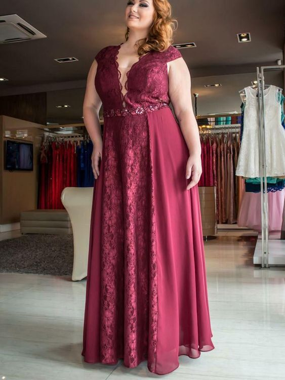Mother Of The Bride Dresses For Wedding 2019 Short Sleeves Wedding Party Gowns Lace Burgundy Kurti Vestidos De Madrinha Farsali