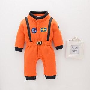 Image 2 - Umordenのため宇宙飛行士衣装宇宙服ロンパース幼児幼児ハロウィンクリスマス誕生日パーティーコスプレファンシードレス