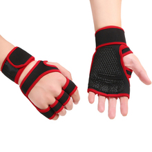 Lifting-Training-Gloves Weight Body-Building Power-Protector Sports-Gloves Gymnastics