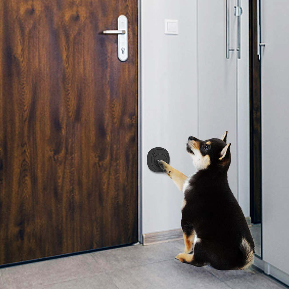 Pet Dog Doorbells Wireless Door Bell House-training Multifunction Sensor Motion (Receiver & Transmitters) Training Tool