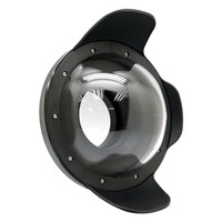 Seafrogs 8 Dry Dome Port for Underwater Camera Housing case for Sony A9 A7M3 A7R iii A7 iii 40M/130FT