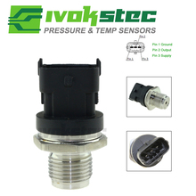 Car Sensor Diesel Fuel Pressure Sensor For Opel Vauxhall Agila Astra Cascada Combo Corsa Antara 1.3 1.9 2.0 CDTI 55576178