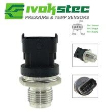 Sensor de pressão de combustível diesel para carro, sensor de pressão de combustível para opel vauxhall agila astra cascada combo corsa antara 1.3 1.9 2.0 cdti 55576178