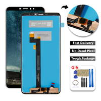 100% Tests 6.9 For Xiaomi MI Max 3 LCD Display Display Touch Panel Screen with Frame Mi Max3 LCD Display Digitizer+Tools