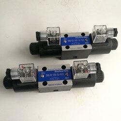 Elektromagnes hydrauliczny zawór kierunkowy DSG-02-3C4-DL-D24 zawór hydrauliczny 3-pozycja 4-way zawór hydrauliczny
