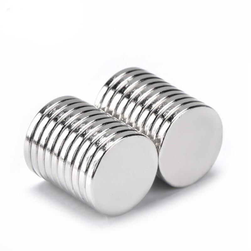 Hidden Magnet Buttons, Magnetic Earring Findings 6mm/8mm/10mm