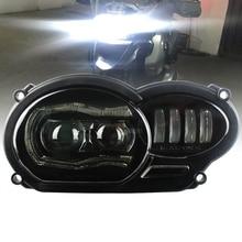Dla BMW R1200GS 2005   2012 Led reflektor R 1200 GS Adventure 2006  2013 chłodzony wodą fit Oil R1200GS