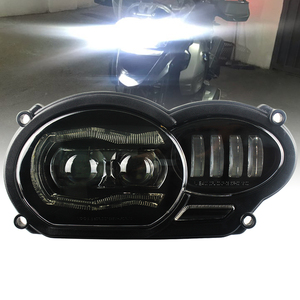 Image 1 - For BMW R1200GS 2005   2012 Led Headlight R 1200 GS Adventure 2006  2013 Water Cooled fit Oil R1200GS