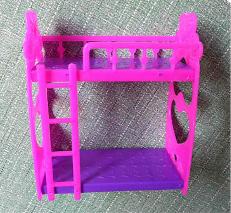 1SetMix Puppe Zubehör Schuhe Rack Spielhaus Möbel Mini Schaukel Spielen Spielzeug Für Barbie Puppe Kelly Puppe Kinder Geschenk DIY spielzeug