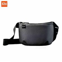 Men Women Trendy Xiaomi Sport Waist Bag  Chest Backpack Light Portable Big Capity Lightweight For Outdoor