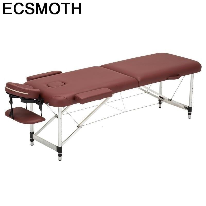 Furniture Mueble Lettino Massaggio Tattoo Table Cama Cadeira Massagem De Salon Chair Camilla Masaje Plegable Folding Massage Bed