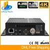 H.265 H.264 4K décodeur vidéo en continu caméra IP vers HDMI + CVBS sortie AV pour le décodage SRT HLS M3U8 UDP RTMP RTSP