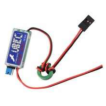 5V / 6V HOBBYWING RC UBEC 3A Max 5A Lowest RF Noise BEC Full Shielding Antijamming Switching Regulator New Sale 1pcs original hobbywing ubec 5a hv switch mode ubec high voltage