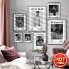 21 Savage plakat, gwiazda muzyki drukuje, czarny biały przystojny mężczyzna Wall Art, Retro piosenkarka obraz ścienny, Bar Pub Club naklejki ścienne
