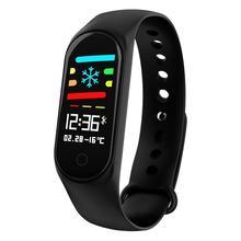M3S Smart Wristband Band 3S Bracelet Bluetooth Watch Heart Rate Fitness Sleep Monitor Waterproof Men Women