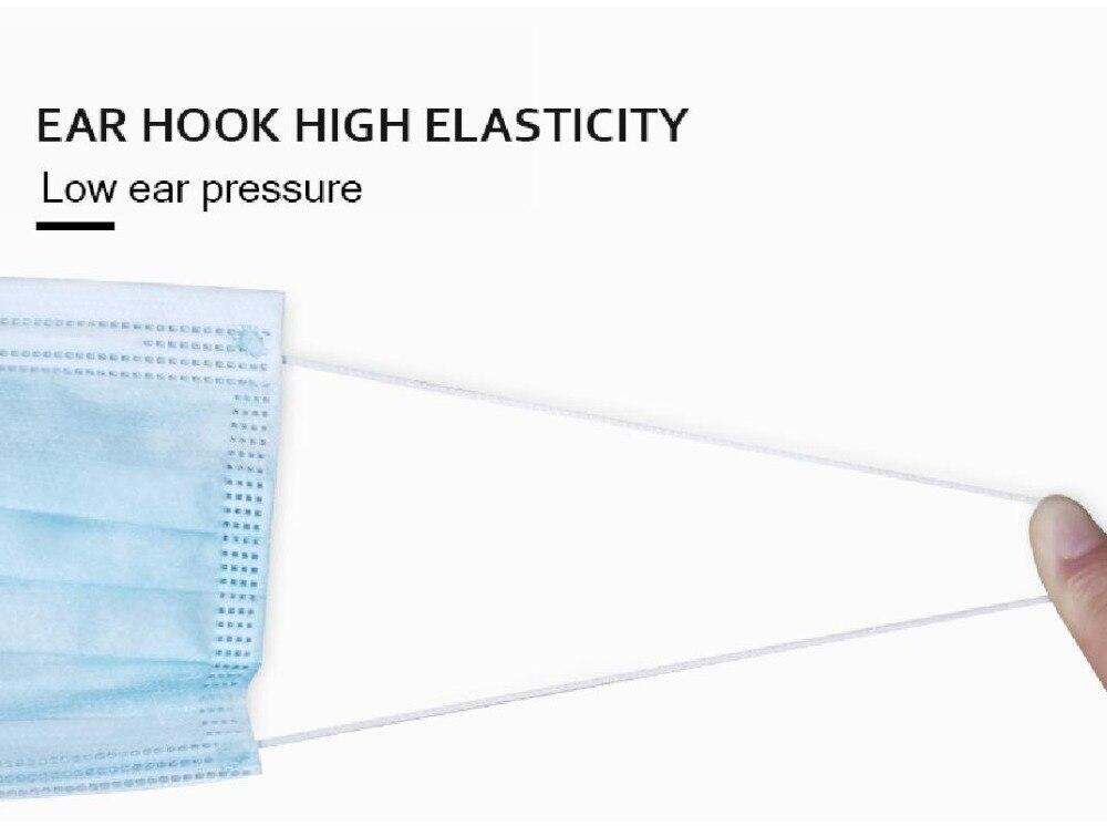 10pcs-50pcs-100pcs-Disposable-Mask-Mouth-Mask-Non-woven-Melt-Blown-Three-layer-Mouth-Mask (4)