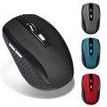 Мышь Ратон игровая клавиатура 2,4 ГГц Беспроводной Мышь USB приемник Профессиональный геймер для ПК, ноутбука, настольного компьютера Мышь мы...