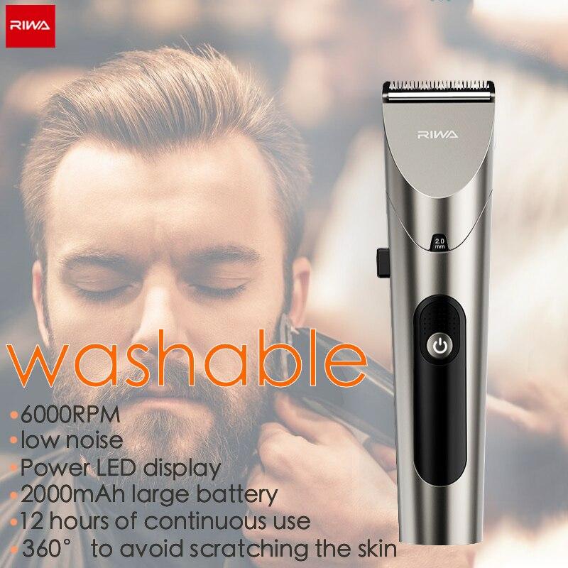 lavavel maquina de cortar cabelo eletrica recarregavel 05