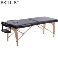 Tattoo Foldable Dental Beauty Furniture Cadeira De Massagem Salon Chair Camilla masaje Plegable Table Folding Massage Bed