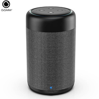 GGMM Portable Docking Speaker for Echo Dot 3nd Alexa 20W Powerful Sound 37 Hours Playing 5200mAh Column (Echo Dot Not Included)