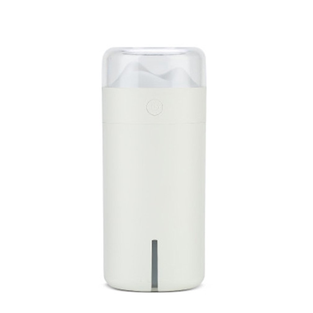 Mountain view Air Ultrasonic Humidifier Essential Oil Diffuser Atomizer Air Freshener Mist Maker with LED Night Light