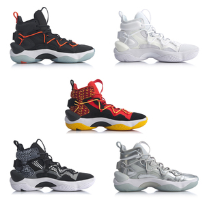 Image 2 - Li Ning Men POWER VI PREMIUM Professional Basketball Shoes Cushion LIGHT FOAM LiNing li ning CLOUD Sport Shoes ABAQ011 XYL306