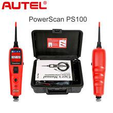 Autel PowerScan PS100 Electrical System Diagnostic Tool OBD2 Scanner Automotive