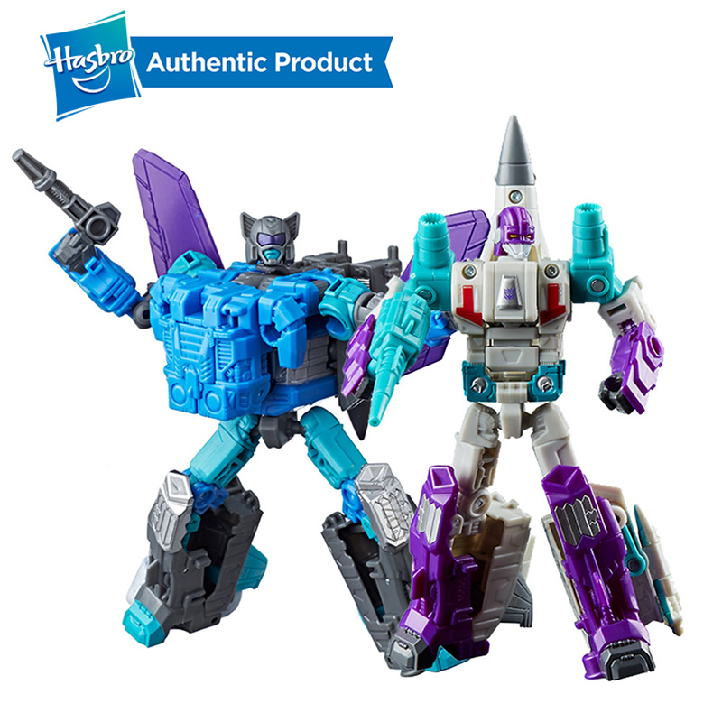 Transformers BLACKWING ACTION FIGURE Power of the Primes Deluxe Class