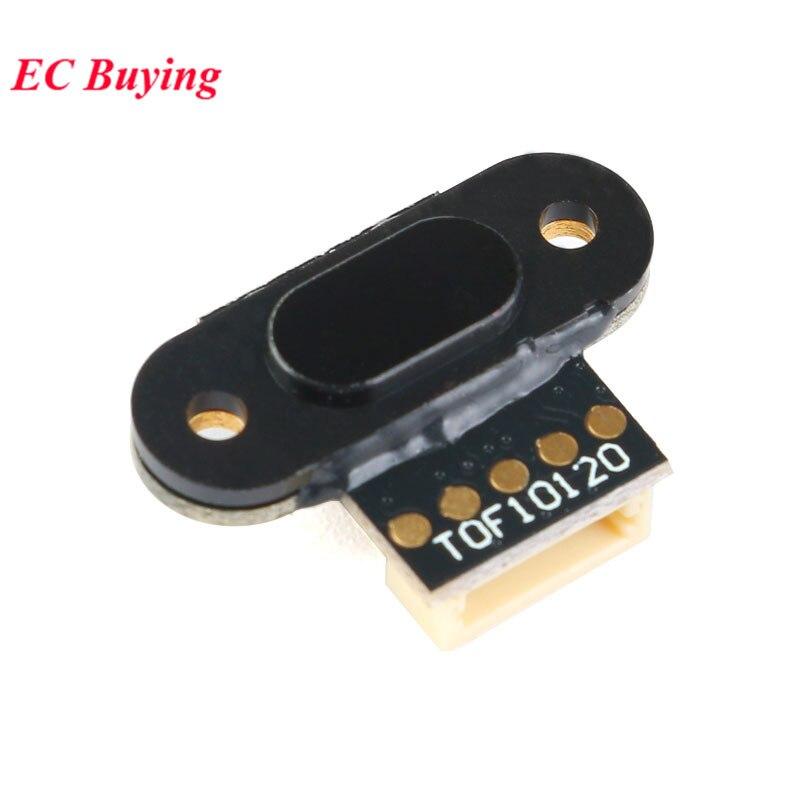 TOF10120 лазерный модуль датчика диапазона 10-180 см датчик расстояния RS232 интерфейс UART IEC IIC выход 3-5 в для Arduino с кабелем