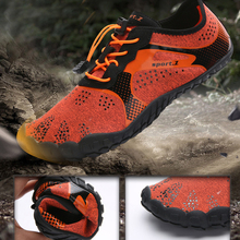 Mens Barefoot Five Fingers Shoes Summer Running Sho