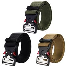 Nylon Belt Strategic Rigging Safety With V - Ring Heavy Duty Quick Release Buckle Webbing Waist 3 Color