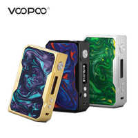 Drag Vape Mod 157W Box Mods Vaper Electronic Cigarette E-Cig Vaporizer Vape Mod Box No Dual 18650 Battery 510 Thread