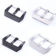 Clasp-Accessories Strap Metal for Samsung 4-Colors 18-20-22 24-26mm Buckle Brushed Watch-Band