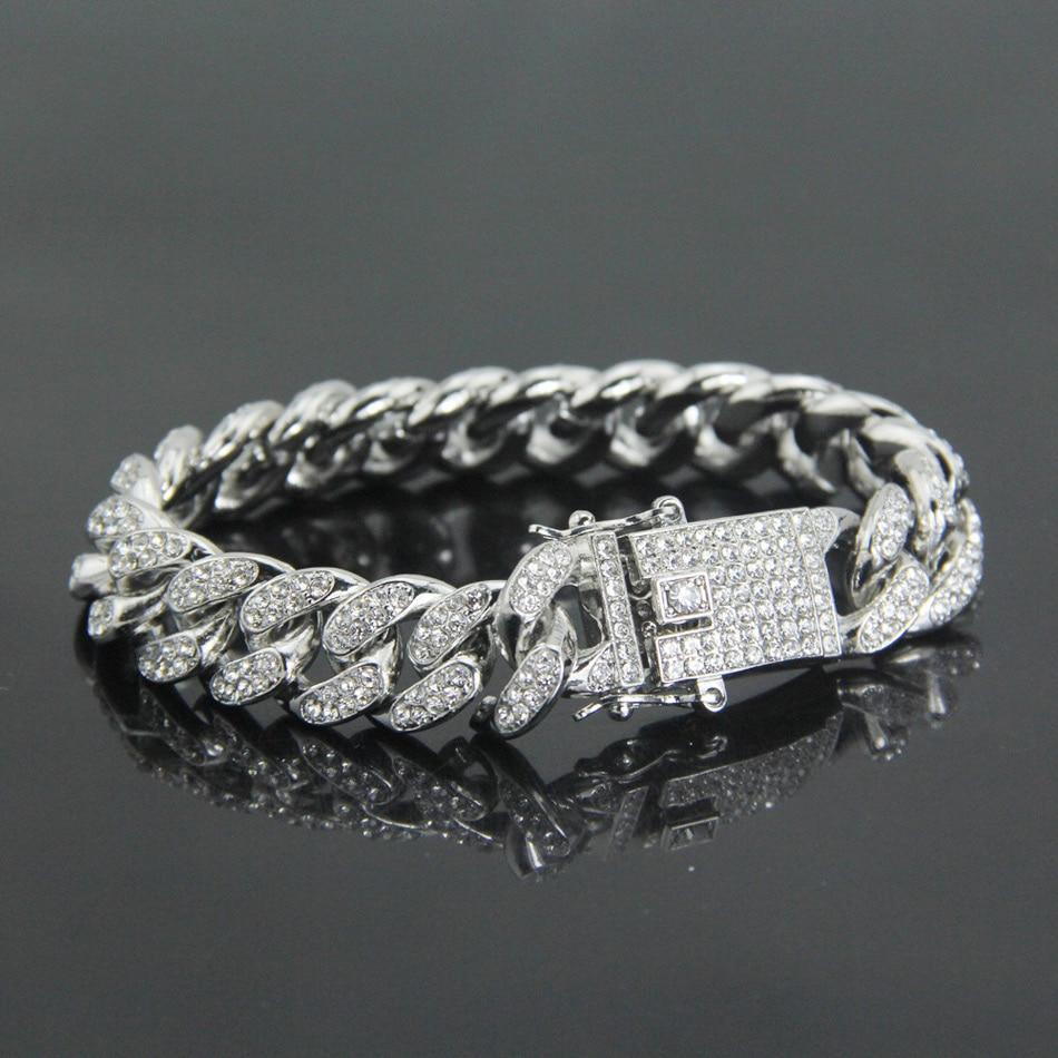 drop shipping new 2020 unisex watches diamond watch for men ice out womens quartz wristwatch bling bracelet (2)